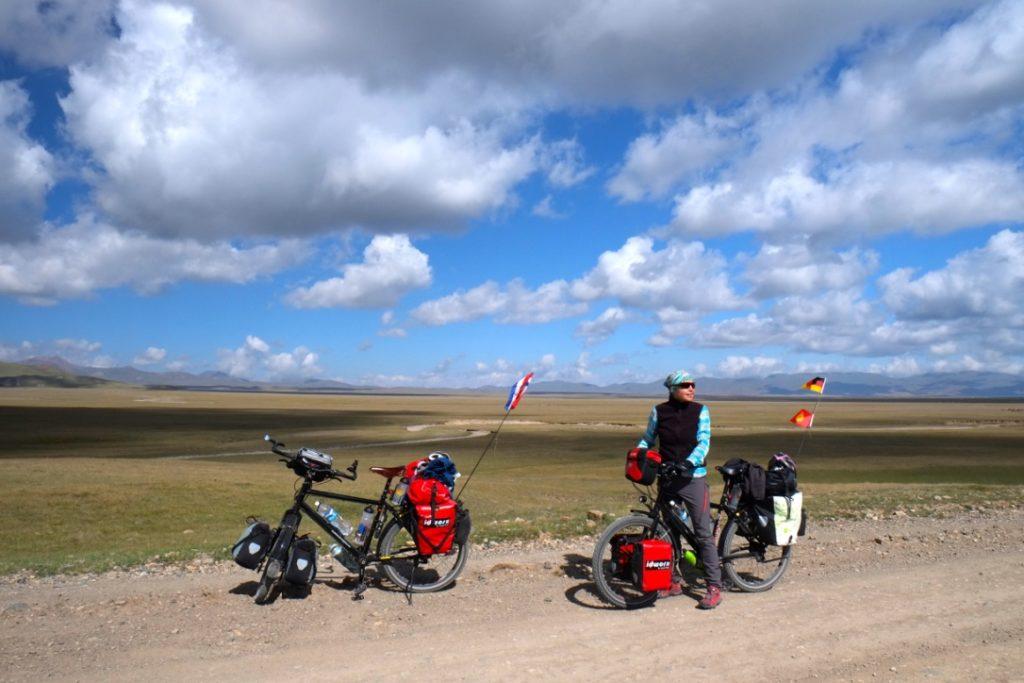 Radfahren Kirgisistan