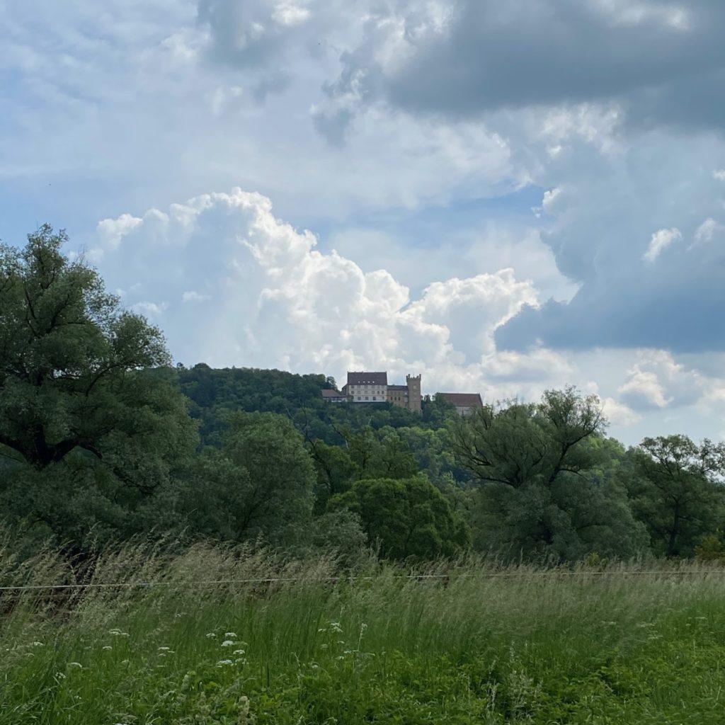 Weitenburg-radweg